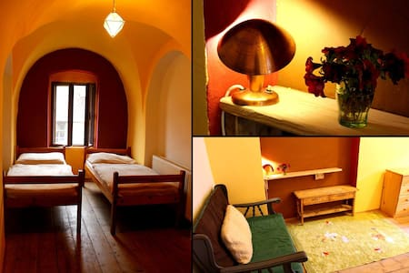 Soukromý apartmán pod hradem - Loket