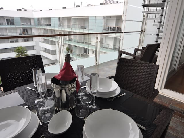 1H TIPO A 423 PORTOMAR REF: 101256 - Rosas / Roses - Apartment