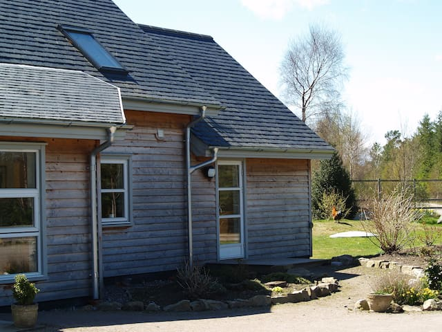 Forres Eco-Annex near Findhorn
