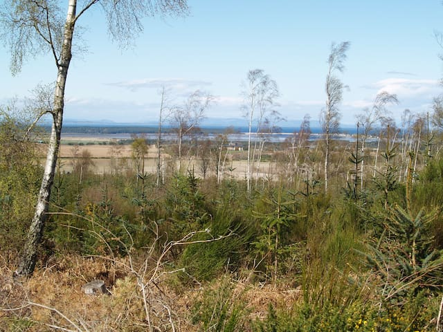 Double room close to Findhorn
