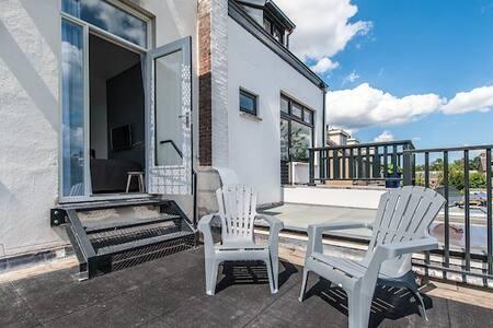 New studio-apartments in Hilversum near Media park - 希尔弗瑟姆(Hilversum) - 公寓