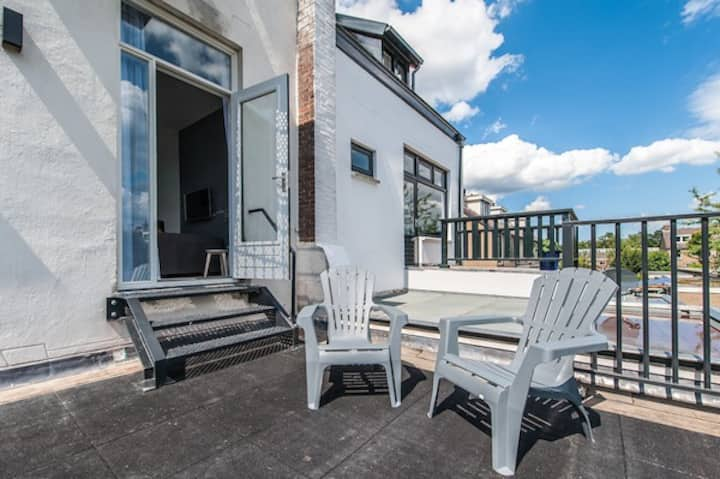 New studio-apartments in Hilversum near Media park