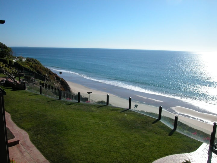 Malibu 3 BR Oceanfront Bluff