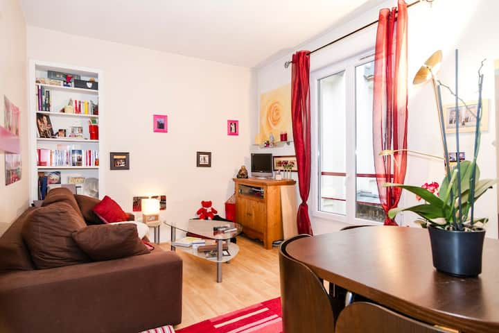 Close to Notre Dame, lovely Parisian Apartment