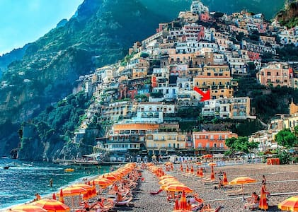 Studio in the heart of town - Positano - Apartment