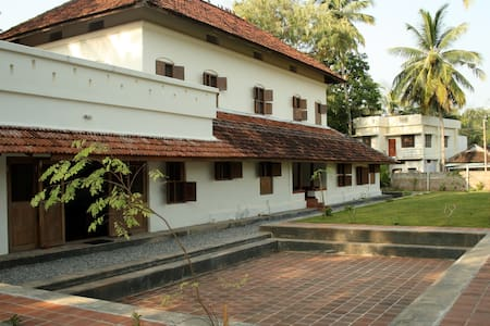 Krishna Vilas, the palace of the Village