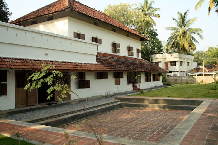 Krishna Vilas, the palace of the Village