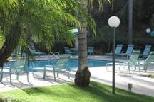 Nice Pool, SoCal Living