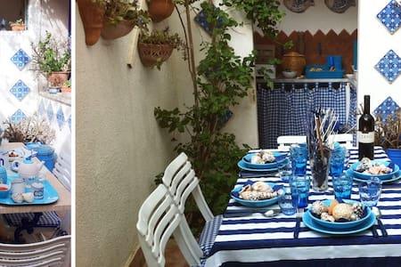Seaside house - Casazzurra, Sicily - Sampieri