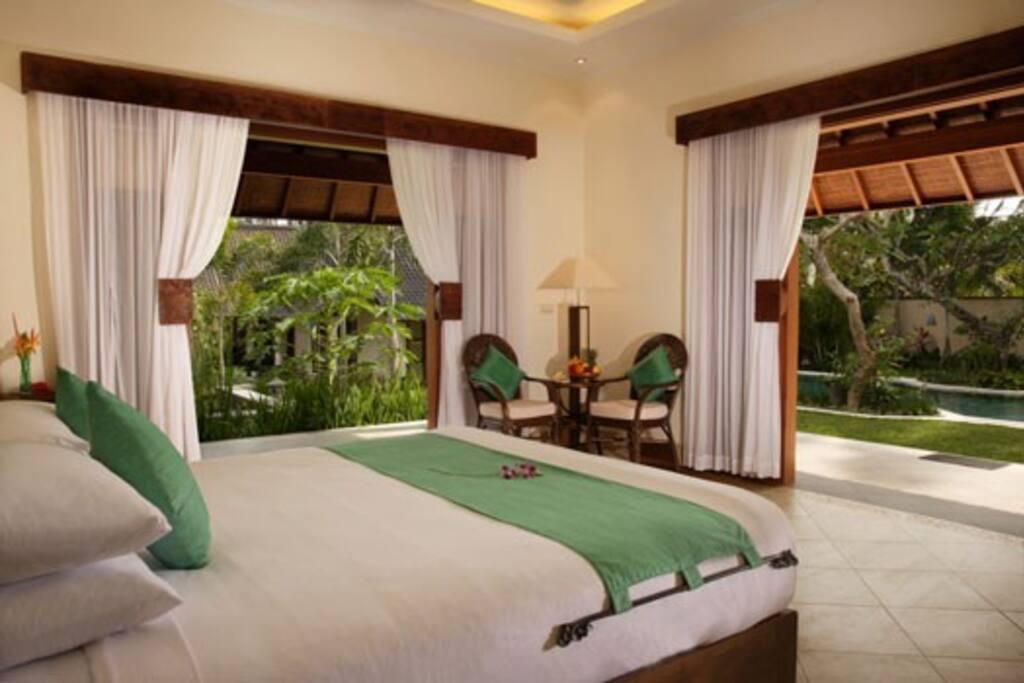 Double Bed Villa 1
