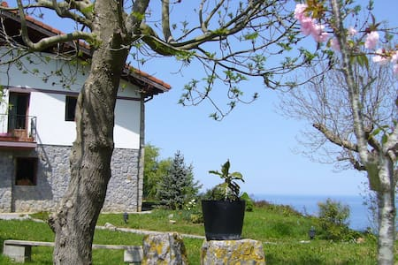 BASQUE COUNTRY HOUSE NEAR THE SEA.  - Maison