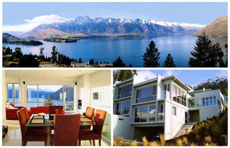 Aspen Heights Villa Queenstown NZ - Fernhill