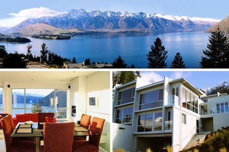 Aspen Heights Villa Queenstown NZ - Fernhill - Apartment