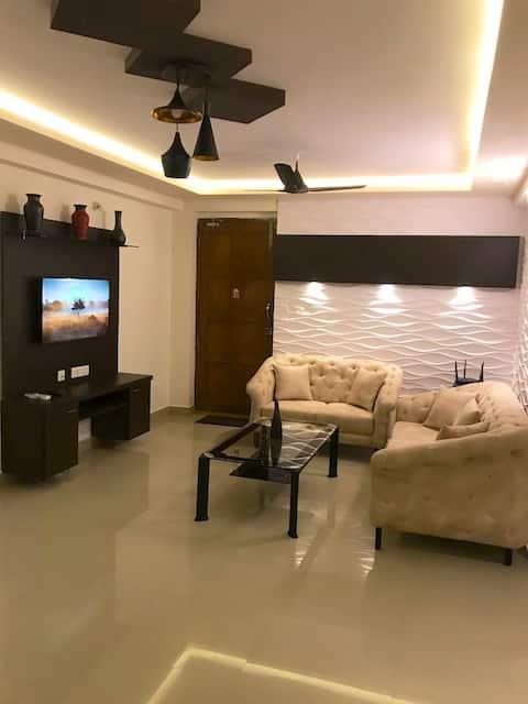 Devi Homes,3BHK Apt Near MVP signal, Families Only