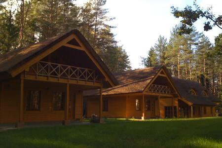 5 sezonas - Gudašiai - Trakai district municipality - House