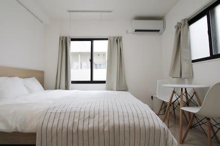 Ikebukuro in 5min Center Tokyo studio /w wifi &W/D - Toshima-ku - Appartamento
