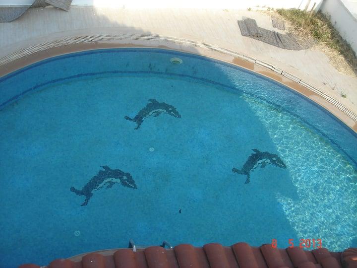 3+1 Private Pool Villa in BELEK