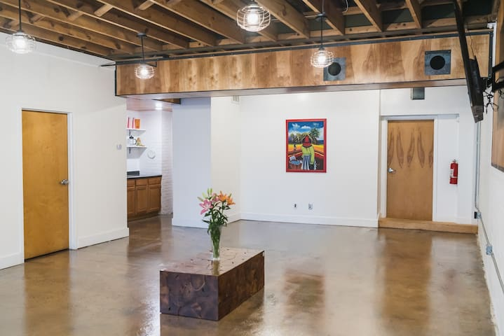 Studio Event Space | Host Your Event Here | Durham