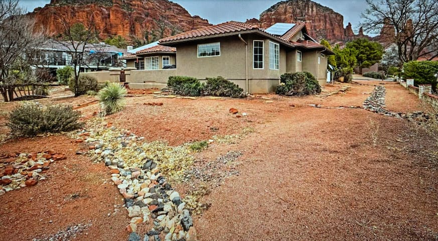 Large, immaculate home nestled in the Red Rocks!