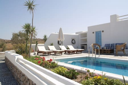 Skiron Villa, 2 bedrooms, and private pool