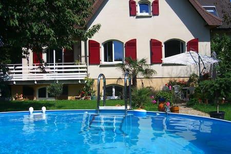 Nice  2,5 room apartment near Basel - Hégenheim
