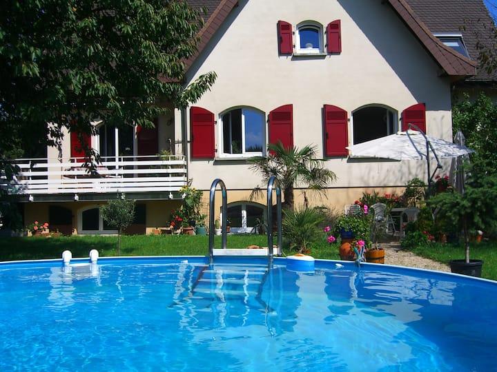 Nice  2,5 room apartment near Basel