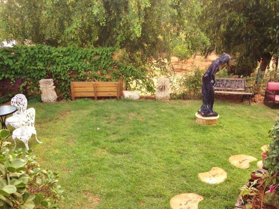 Scalpture garden