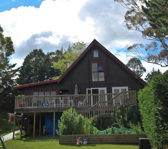 Lovely Country Home, 5 minutes from Albany - Dairy Flat