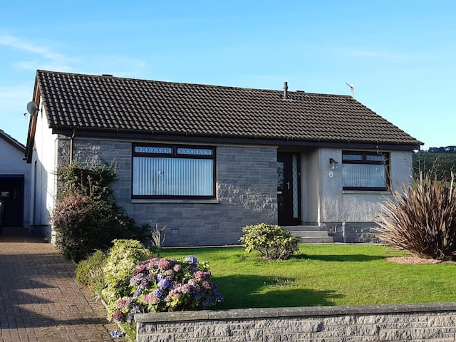 Holiday House in Stranraer, South West Scotland