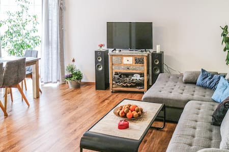 Holiday apartment with 2 bedrooms on 78m² in Barth