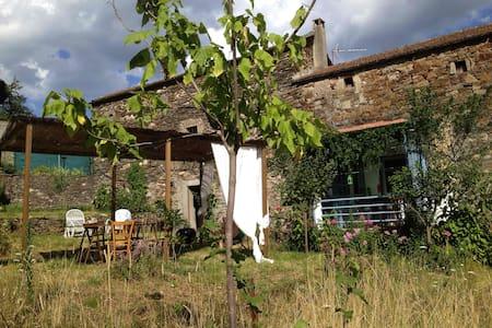 Ancienne magnanerie Cévennole - Peyremale - Huis