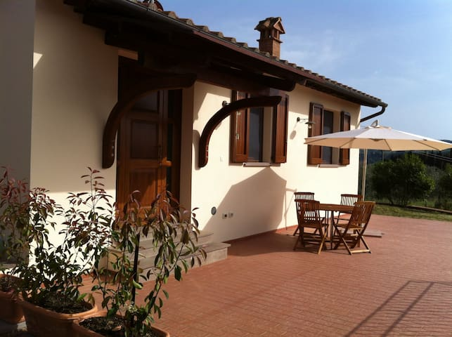 Cottage independent San Gimignano - Badia a Elmi