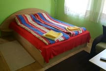 Guest House Mountain Paradise Comfort Bedroom