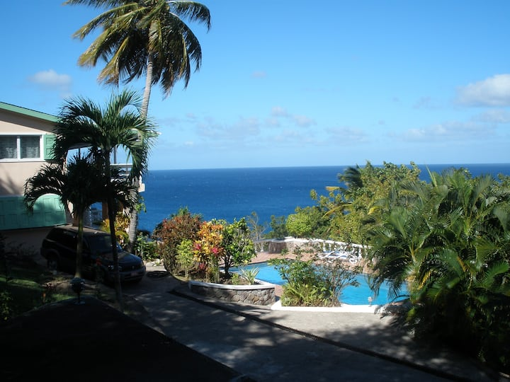 Min-y-Don, Montserrat Caribbean hideaway