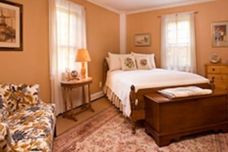 The Alma Room