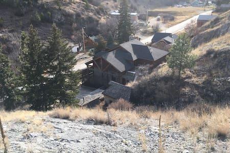 More than just a Montana Lodge - Helena - Hús