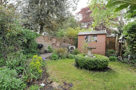 Double Room in Period Cottage - Seend