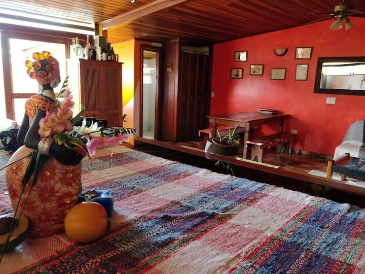 Apartamento Conforto e Privacidade - Centro Paraty