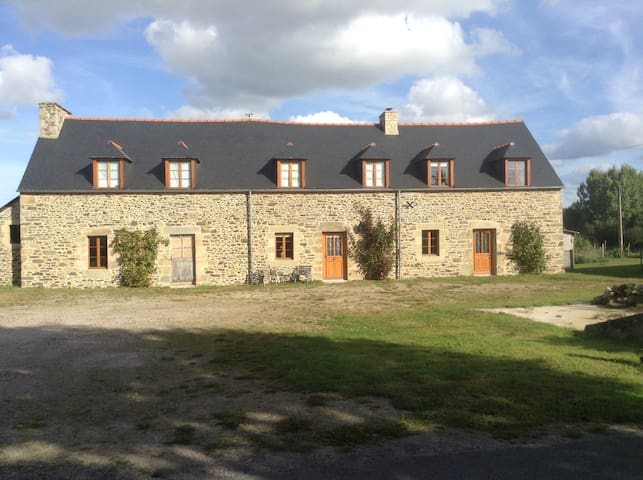 Les Aulnaies, country cottage
