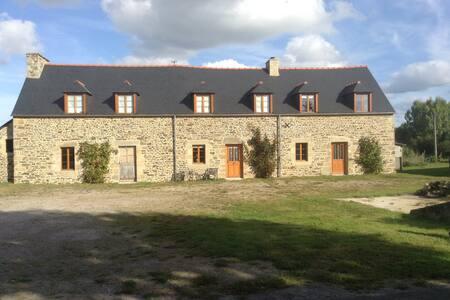 Les Aulnaies, country cottage