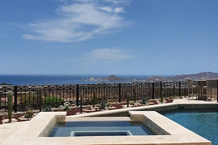 3br 3ba Luxury Cabo Home-Pool, Jacuzzi &Ocean View