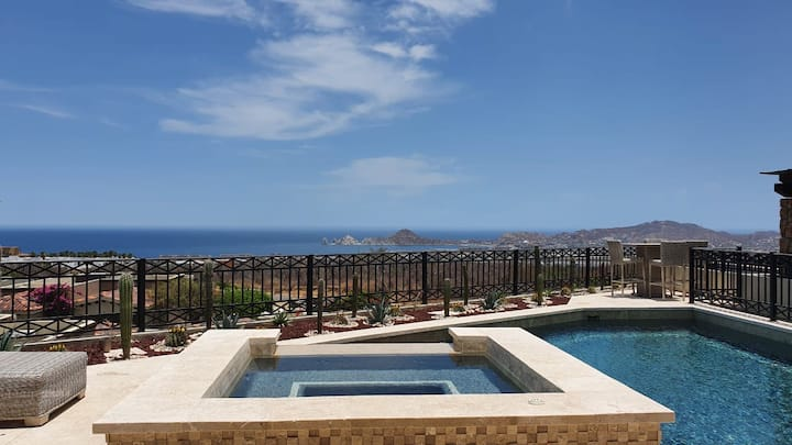 Luxury Cabo 3br 3ba Home - Pool,Jacuzzi Ocean View