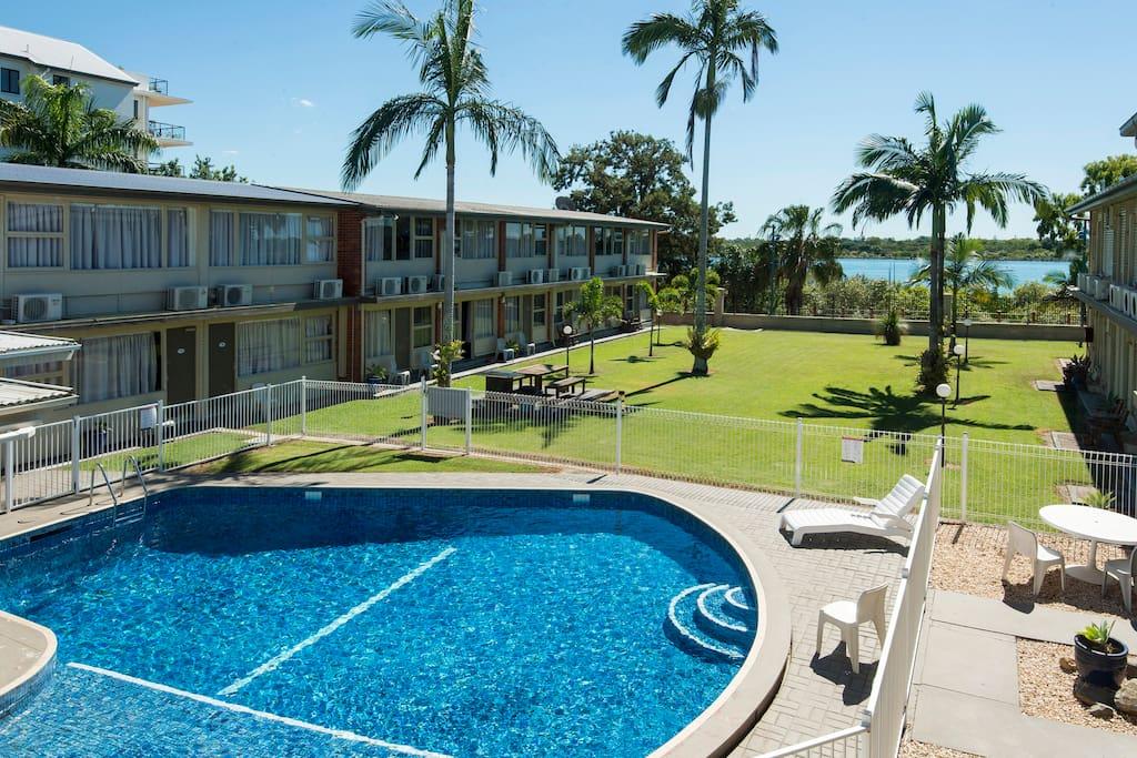 Riverfront Bed And Breakfast In Mackay Queensland Australia