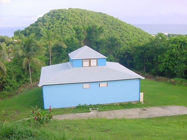 Ti-Kaz vue mer et spa privé