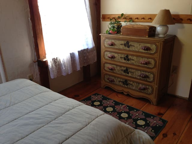 Sweet mini-suite: bed, bath, study - Marblehead - Casa