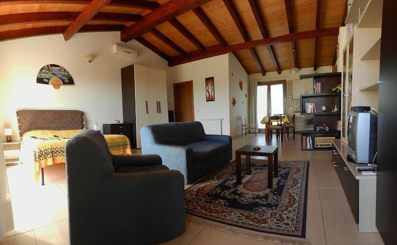 Pula-Sardinia /  Studio apartment - Pula - Apartment