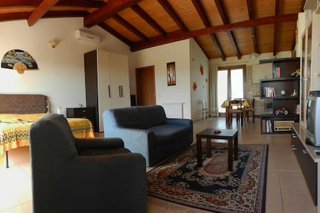 Pula-Sardinia /  Studio apartment - Pula