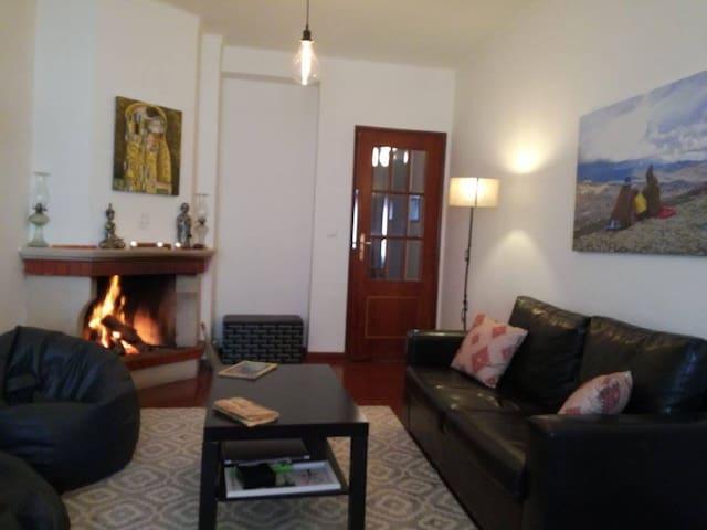 Casa da Lareira