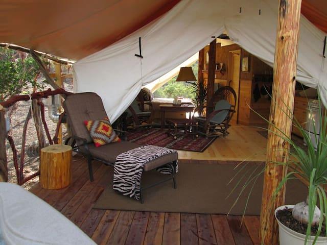 Camp Ribbonwood Wilderness Retreat