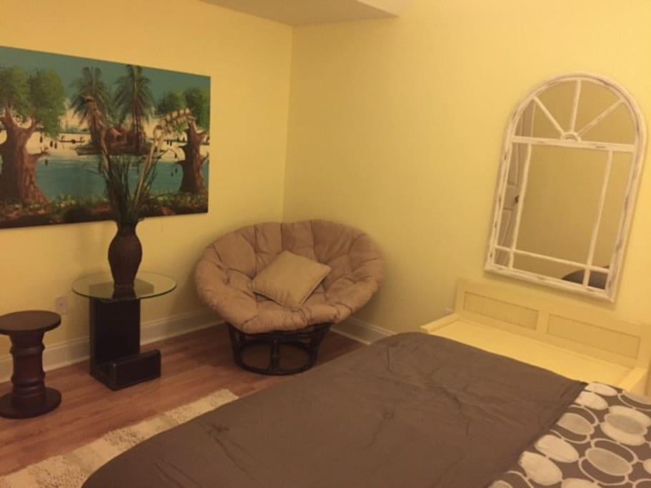 Bedroom Inspiration Corner